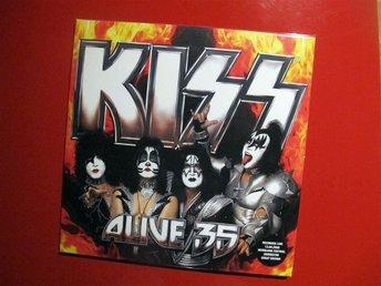 KISS ALIVE 35 VINYL - Basel - KISS ALIVE 35 VINYL - Basel