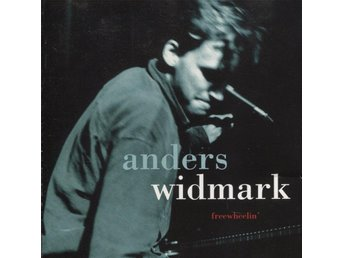 Anders Widmark - Freewheelin' - 1995 - CD - Jazz - Bålsta - Anders Widmark - Freewheelin' - 1995 - CD - Jazz - Bålsta