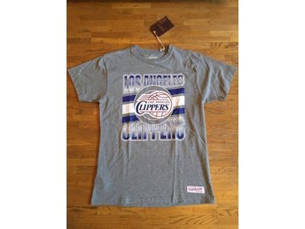 Los Angeles Clippers NBA T-Shirt Mitchell & Ness M&N Medium
