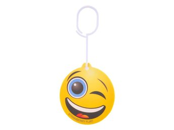 Doftgran Till Bilen Luft Freshener Emoticon STRAWBERRY FLIRT