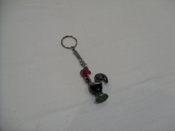 Nyckelring Portugal Tupp & Rooster keychain & keyring