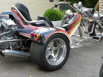 REWACO TRIKE HS6 V-TWIN