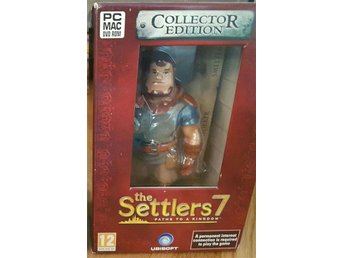 The Settlers 7 collectors edition pc