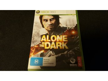 Alone in the Dark XBOX 360 Komplett!