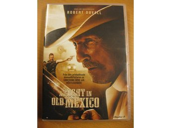 A NIGHT IN OLD MEXICO  -  ROBERT DUVALL - DVD