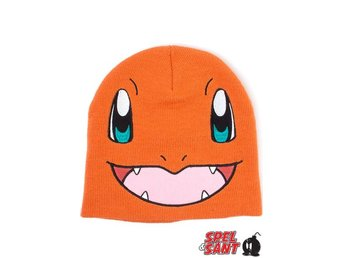 Mössa Charmander Orange