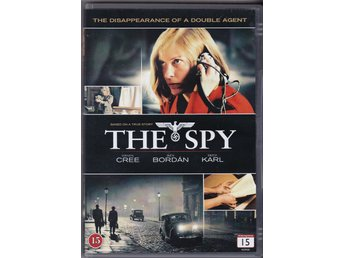 The Spy - Miguel Alexandre - Irén Bordán - Steven Cree - Svensk text!