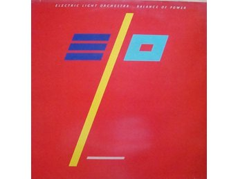 Electric Light Orchestra – Balance of power (Epic Lp)