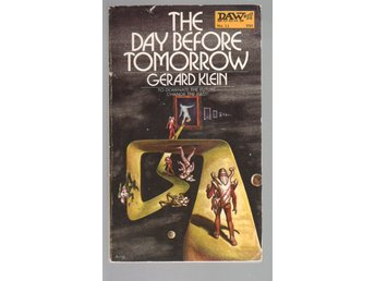 Gérard Klein - The Day Before Tomorrow - DAW 11