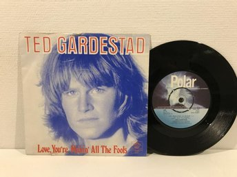 Ted Gardestad - Love, You're Makin' All The Fools (POS 1243)