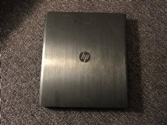 Original HP External USB Drive CD/DVD R/RW / modell HSTNN-PD06-12 / DVD brännare