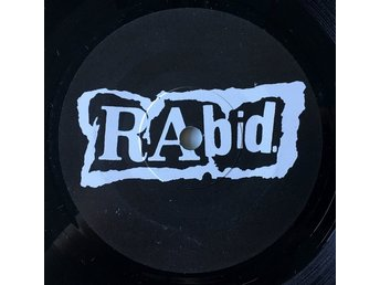 "Rabid ""The Bloody Road To Glory EP"" 1982 UK82 Oi EXC Debuten"