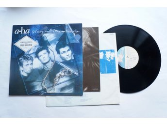 ** a-ha ‎– Stay On These Roads **