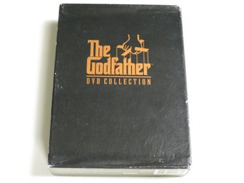 GUDFADERN DVD COLLECTION (DVD)