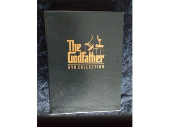 The Godfather - DVD Collection svensk text