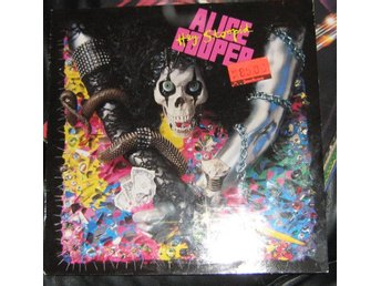 "alicr cooper LP ""Hey stoopid"""