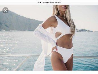 f7986c392a5de Svart baddräkt Nelly bikini ombloggad small 36/.. (341258271) ᐈ Köp ...