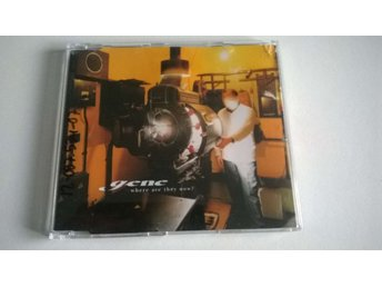 Gene ?- Where Are They Now? Promo, CD
