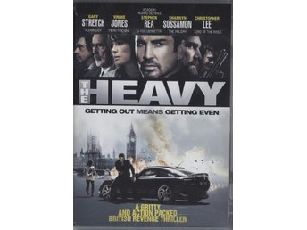 The Heavy - 2010 - DVD - NEW - Gary Stretch, Vinnie Jones