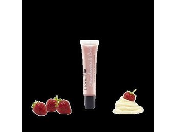 Lip Gloss I love... Strawberries n cream Jordgubb