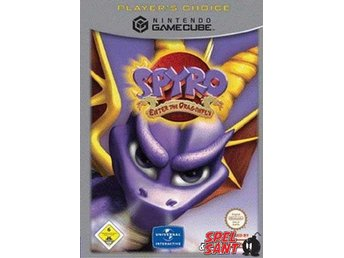 Spyro Enter The Dragonfly (Players Choice)