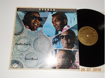 DUDLEY SMITH STEELBAND - Recorded Live in Nassau Bahamas, LP Carib Bahamas - Gävle - DUDLEY SMITH STEELBAND - Recorded Live in Nassau Bahamas, LP Carib Bahamas - Gävle