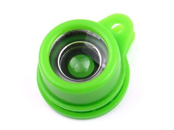 Hot Jelly Lens Fish Eye Wide Angle for iPhone Cell Phone