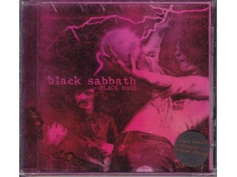"Black Sabbath ""Black Mass"" - Enhanced CD [Limited Edition] - älmhult - Black Sabbath ""Black Mass"" - Enhanced CD [Limited Edition] - älmhult"