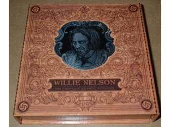 WILLIE NELSON 3CD BOX The Complete Atlantic sessions