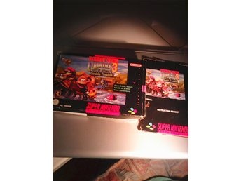 Donkey Kong    country 3  Dixie Kongs dauble trauble !