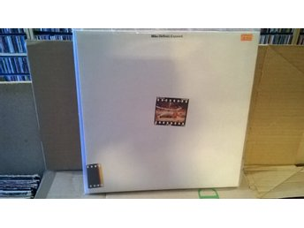 Mike Oldfield - Exposed, 2 x LP