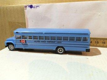 Blue bird school bus Herpa - Teckomatorp - Blue bird school bus Herpa - Teckomatorp
