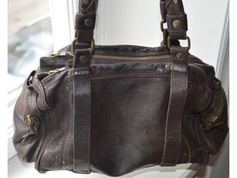 Designer Bag - Märkesväska- Jerome Dreyfuss - RAOUL Läder Väska - Stockholm - Designer Bag - Märkesväska- Jerome Dreyfuss - RAOUL Läder Väska - Stockholm