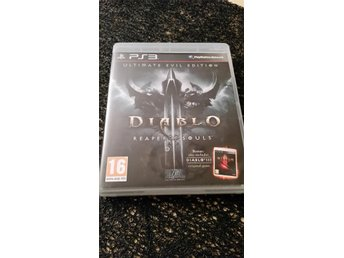 PS3 spel - Diablo Reaper of souls