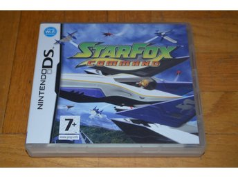 Star Fox Command - StarFox - Nintendo DS