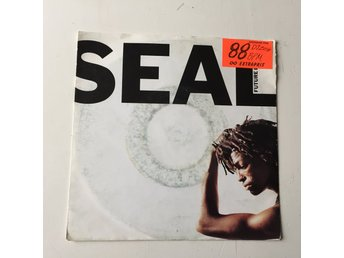"SEAL - FUTURE LOVE PARADISE. ( 7"")"