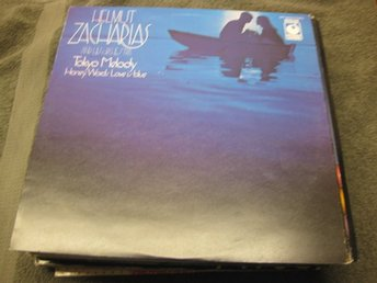 Helmut Zacharias And His Orchestra- Tokyo Melody