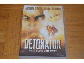 Detonator ( Elizabeth Berkley ) - 2003 - DVD - Töre - Detonator ( Elizabeth Berkley ) - 2003 - DVD - Töre