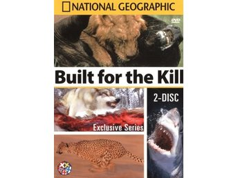 DVD - National Geographic - Built for the Kill (2-Disc) (Beg)