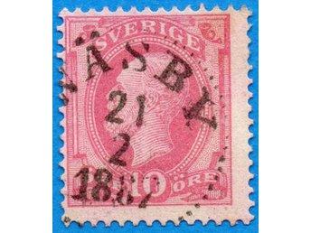 F45 WÄSBY 1887.02.21 (11228) MG - Luleå - Facit nr: 45Ort: WÄSBY Datum: 1887.02.21Landskap: Uppland (U)Facit Värde: 4 (Facit SC 2018)Postal Värde: 25 (Postal IX)Objektnummer: 11228GARANTI:Alltid full returrätt oberoendeorsak inom 10 dagar!Läs 'mer info' under fraktLycka till, vi hop - Luleå