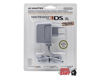 Nintendo 3DS XL Original AC Adapter