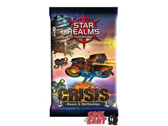 Star Realms Crisis Bases & Battleships Expansion Pack