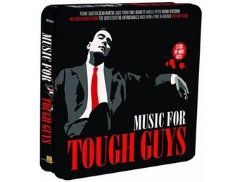 Music For Tough Guys (Plåtbox) (3 CD)