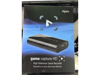 Elgato Game Capture HD ORGINAL förpackning