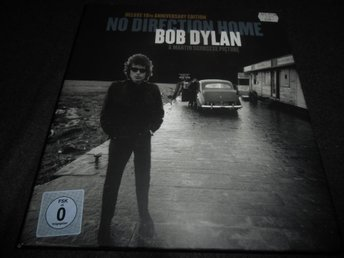 Bob Dylan - No direction home - 2Blu-ray/2DVD Box - 2016
