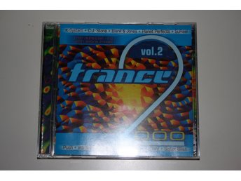 Trance 2000 vol. 2; Olika artister: Planet Perfecto, Blank & Jones m.fl. - 2 CD