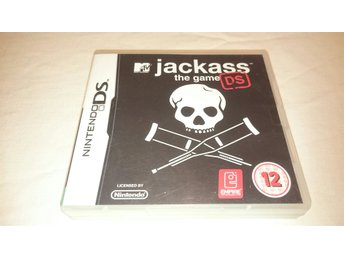 DS / MTV Jackass The Game DS (M)