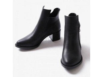 Dam Boots martin quality footwear shoes P20763 Black 40