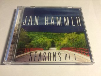 JAN HAMMER Seasons Pt. 1 CD 2018 USA Import