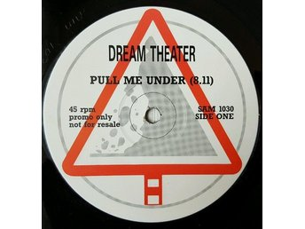 Dream Theater - Pull Me Under/Metropolis - PROMO